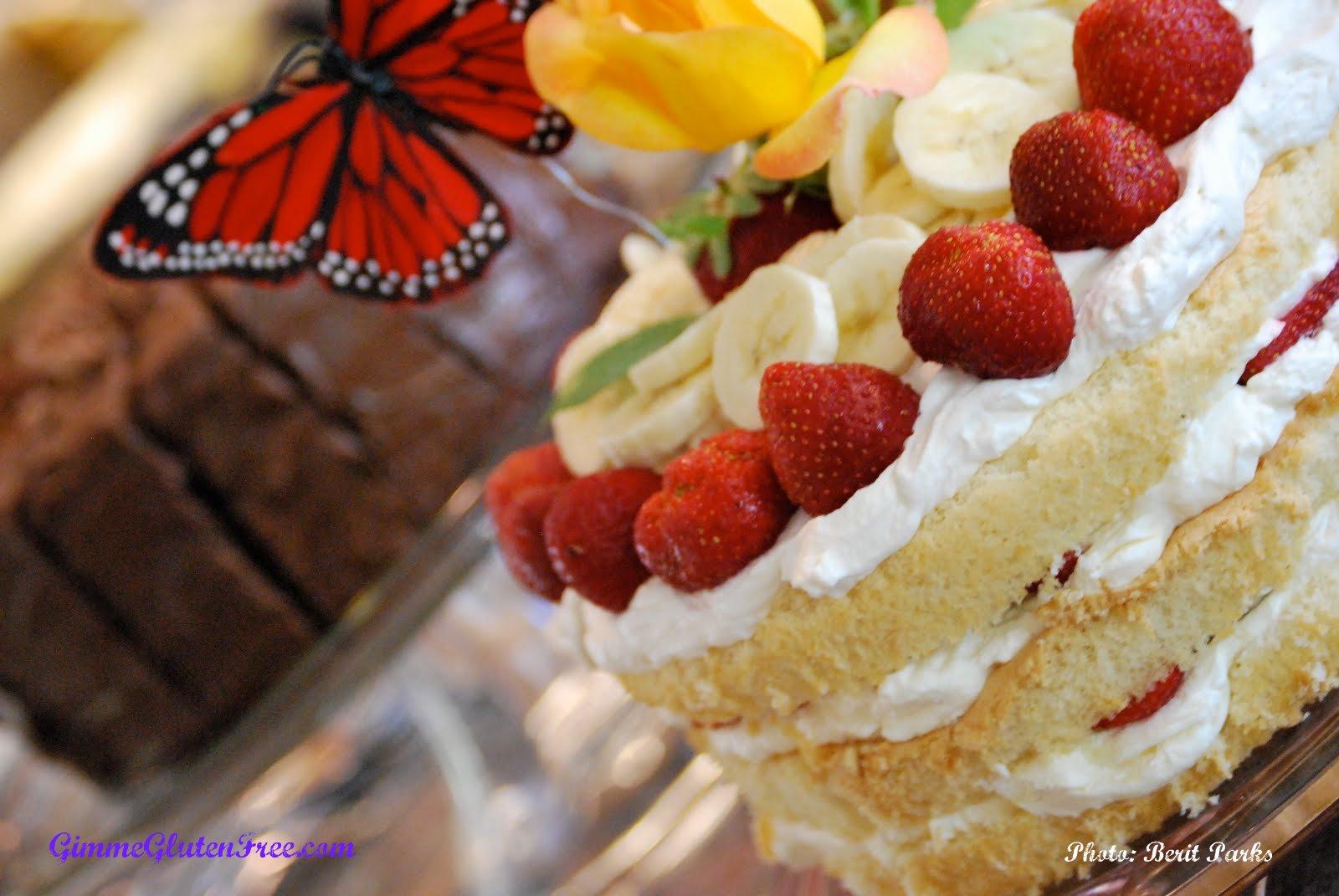 Gluten Free Cakes & Cupcakes