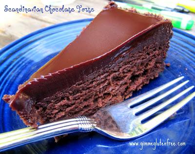 Scandinavian Chocolate Torte