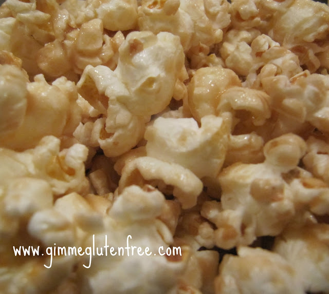Super-Easy Caramel Corn