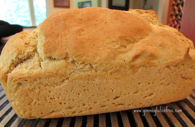 (Scandalous) FABULOUS Gluten Free Bread