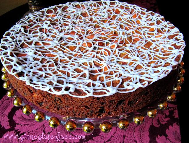 Royal Holiday Fruit Cake