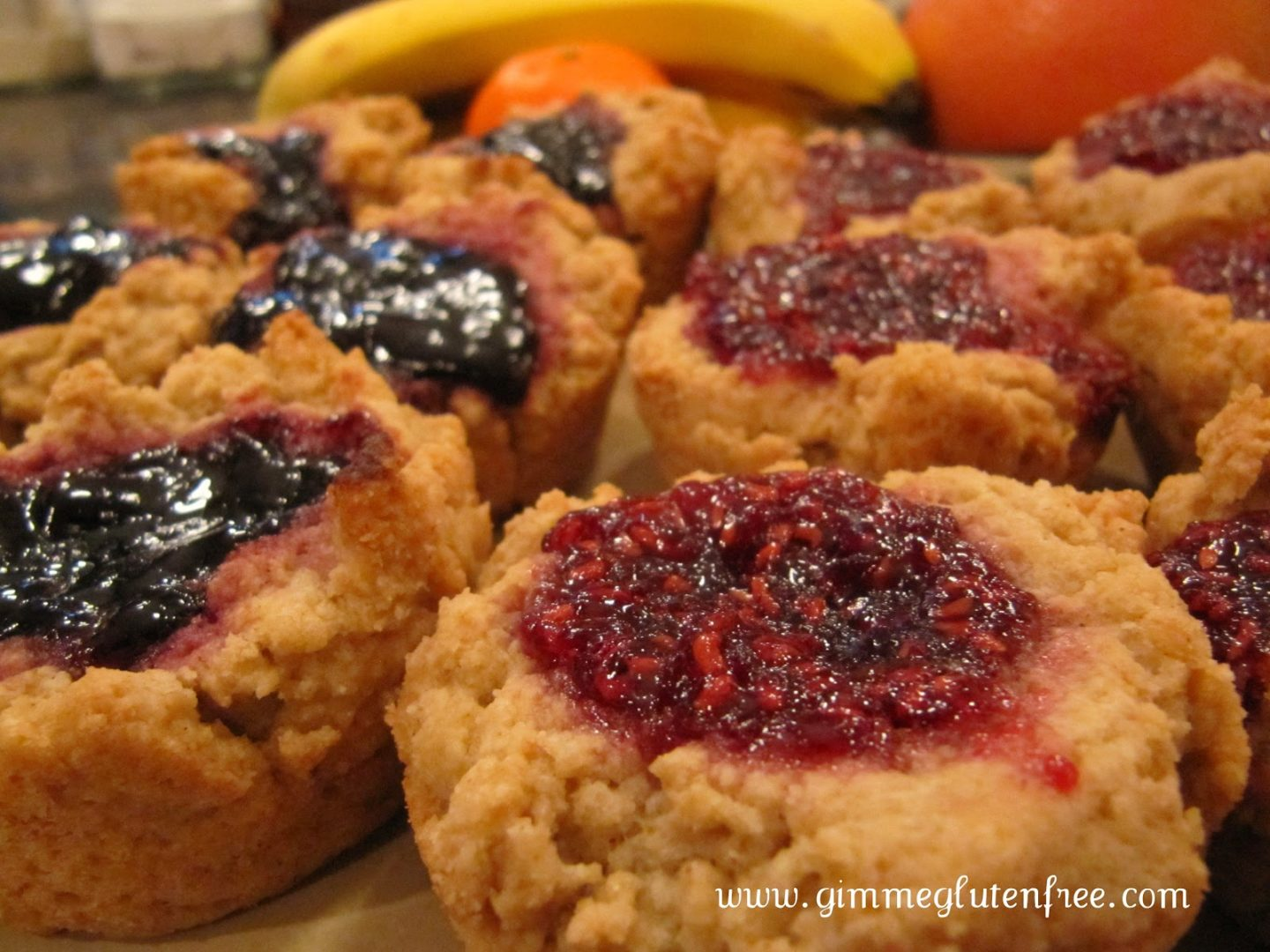 Gluten Free Scones, Biscuits and Coffee Cakes