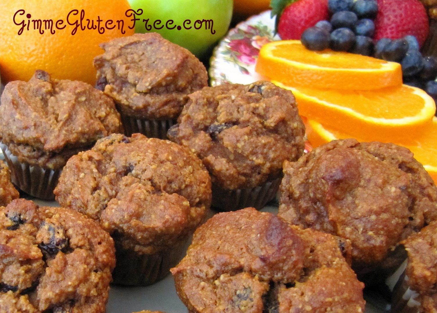 Gluten Free High Fiber & Whole Grain Recipes