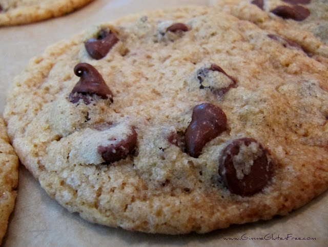 I Love These Chocololate Chip Cookies