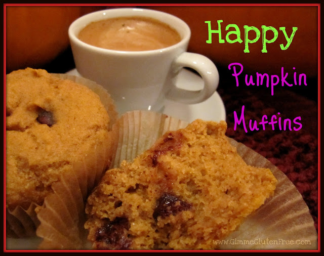 Happy Pumpkin Muffins