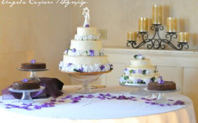 Gluten Free Wedding Cake – Carrot Cake with Cream Cheese Icing