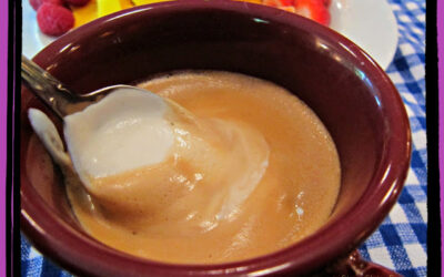 Rich and Creamy Dairy-Free Coffee Cream