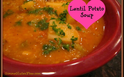 Lentil Potato Soup